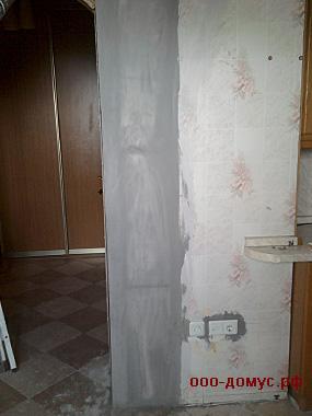 Восстановление вентиляционного короба, восстановление воздуховода.